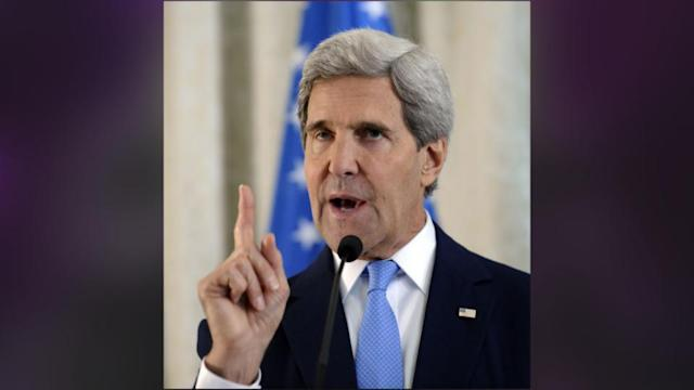 Kerry: Syria Deal Must Be In Binding UN Resolution
