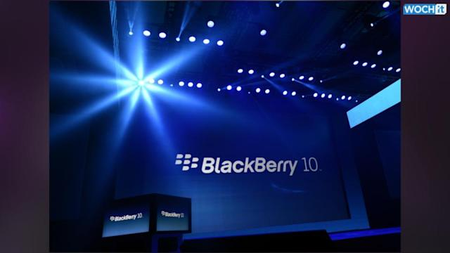 Three BlackBerry Executives To Leave