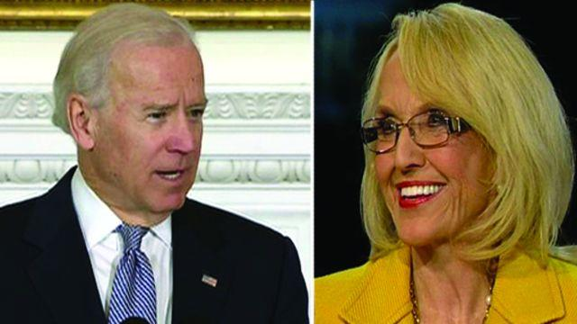 Gov. Brewer on Biden, economy and sequester