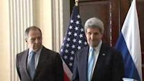 Kerry and Lavrov Meet in London to Discuss Ukraine