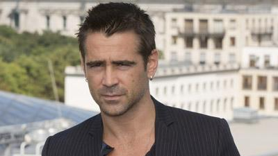 Colin Farrell goes 'Psycho' for Martin McDonagh