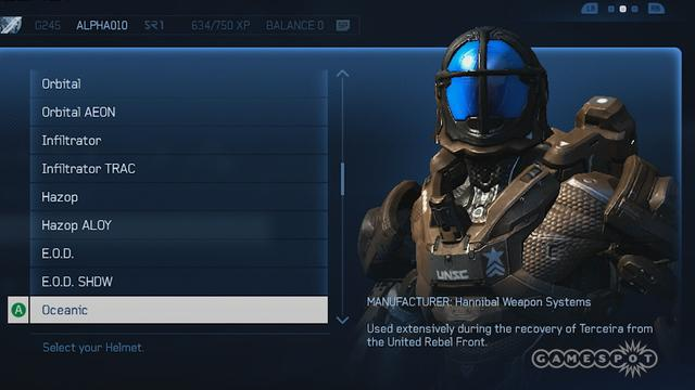 Halo 4 - Spartan Ops, War Games, and Loadouts Interview