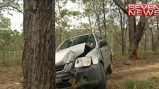 Man trapped under car for days