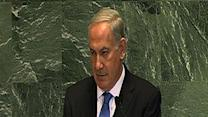 "Netanyahu: World must draw ""red line"" for Iran"