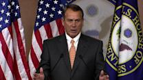"Boehner: ""Marriage is between one man and one woman"""
