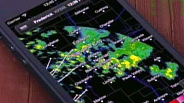 Can weather app save lives?