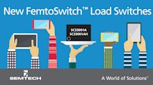 Semtech Adds Ultra-Low RDS(on) Load Switch Family to FemtoSwitch Platform