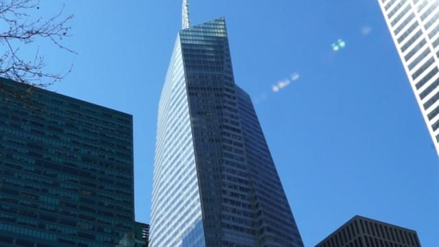 Tour of one of NYC's greenest skyscrapers