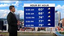 KDKA-TV Nightly Forecast (6/16)