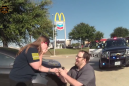 Traffic Stop Turns into Epic Proposal in Texas
