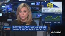 Best Buy earnings topped Street expectations