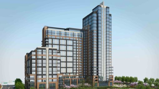 Live Steps from Eisenhower Metro — Now Leasing!