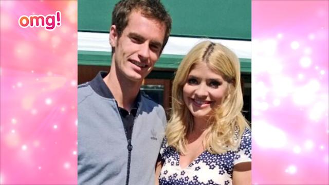 Holly Willoughby's cringeworthy Andy Murray moment