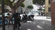 LAPD Addresses Officer-Involved Shooting That Was Videotaped