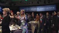 Pakistan's Malala Yousufzai, 16, receives Clinton Global Citizen award