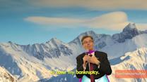 Politician Creates Worst 'Frozen' Parody Ever to Attack Opponent