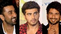 Who looks best in scruffy look?