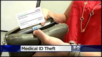 Medical ID Theft Can Put Health, Finances In Danger