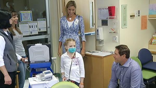 Steve Young hopes to bring music therapy to Lucile Packard