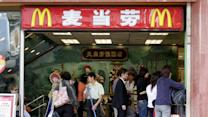 McDonald's and KFC go mobile in China