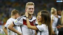 Team Germany Star -- I've Got A Hot GF Too ... And A Yacht
