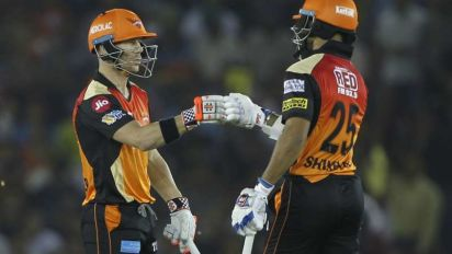 IPL 2017: Kings XI Punjab vs Sunrisers Hyderabad, Player Ratings