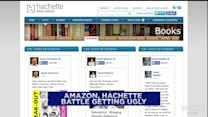 Amazon wants to 'bury the hatchet'