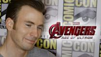 "Chris Evans ""Avengers: Age of Ultron"" Interview - Comic-Con 2014"