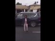 Congresswoman Maxine Waters jumps out of her car to intervene as black man stopped by police