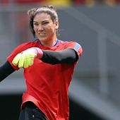 Hope Solo suspended from U.S. Women's National Team