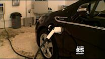 Bay Area Startup Faces Competition For Electric Car Charging Stations