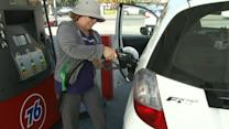 Gas Prices Drop in Time for Holiday Travel Season