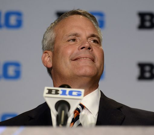Tim Beckman steps down from role as volunteer coach at UNC