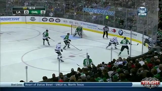 Los Angeles Kings at Dallas Stars - 12/31/2013