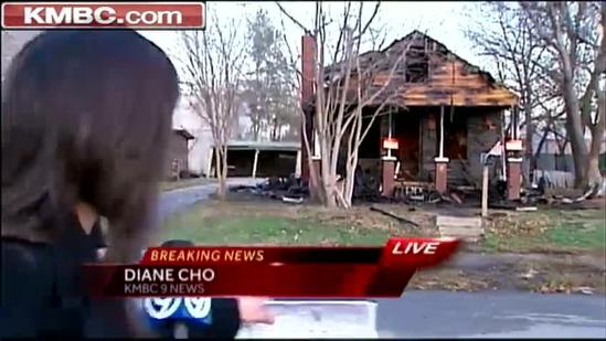 Resident, firefighter suffer minor injures in fire