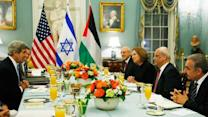 Timing key to restarting Mideast peace talks