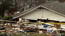 Gas Leak Found Near Site Of Home Explosion