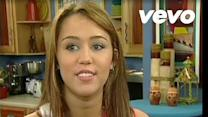 Interview with Miley Cyrus