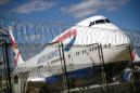 BA's jumbos bid farewell with rare dual take off for 'Queen of the Skies'