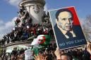 El presidente argelino Buteflika cede ante las protestas y renuncia a presentarse a un nuevo mandato