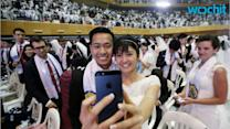 Thousands Marry in Mass Wedding at 'Moonies' Church in South Korea