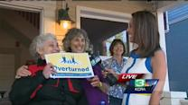 Davis couple says marriage validated