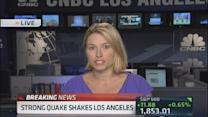 Quake measuring 4.7 hits LA