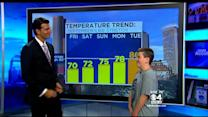 WBZ AccuWeather Evening Forecast For August 21