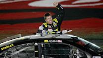 From day to night, Edwards finishes on top