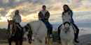 Selena Gomez Is Riding Horses With Friends and Living Her Best Life