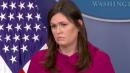 White House Press Secretary Dodges Questions On Russia's Election Meddling
