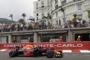 The Latest: Red Bull's Ricciardo wins Monaco Grand Prix