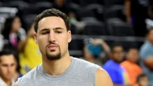 Klay Thompson would prefer you call him 'coward' to his face