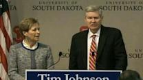 Sen. Tim Johnson Announces Plan to Retire